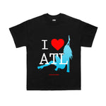 I LOVE ATL TOURIST SHORT SLEEVE T-SHIRT