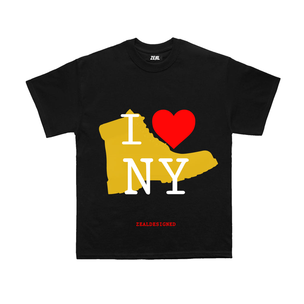 I LOVE NY TOURIST SHORT SLEEVE T-SHIRT