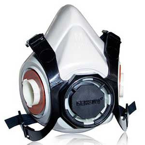 TPE Half-Face Reusable Respirator