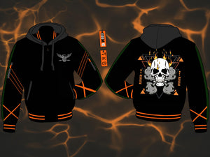 Number One Hero Hooded Varsity - Pre-Order