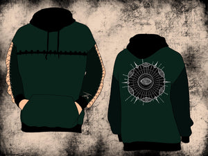 Shapeshifter Assassin Full Hoodie - Pre-Order Only