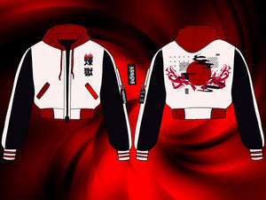 Hashira of Fire Crop/Full Varsity - Pre-Order