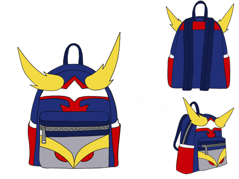 Mighty Hero Mini Backpack