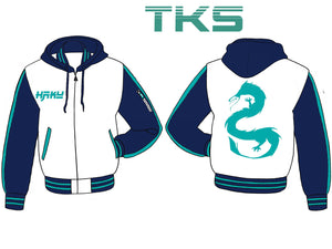 The River Dragon Hooded Varsity