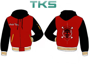 The Pirate King Hooded Varsity - Pre-Order