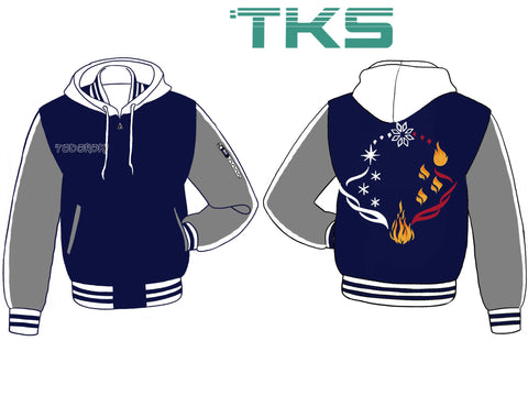The Ice King Hooded Varsity - Pre-Order