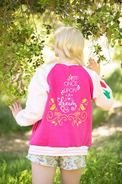 Once Upon A Dream Extra Varsity Jacket - Pre-Order