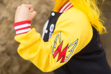 The Mighty Varsity Jacket