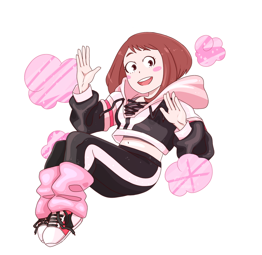 Uravity Vinyl Sticker