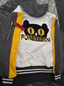 Fukurodani Hooded Varsity - Pre-Order Only