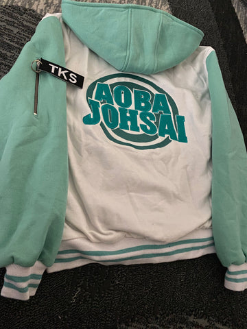 Aoba Hooded Varsity - Pre-Order Only