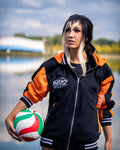 Karasuno Hooded Varsity - Pre-Order Only