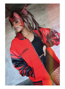 Bad Kitty Hooded Varsity - Pre-Order Only