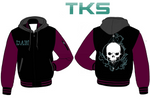 The Dark Flame King Hooded Varsity