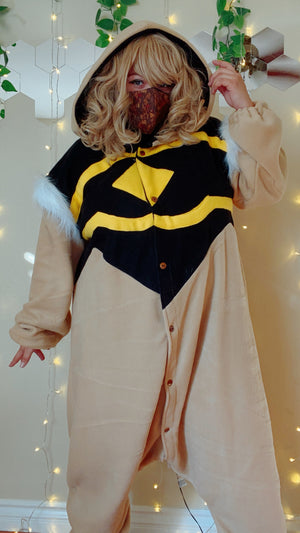 Hawk Kigurumi - Custom Commission