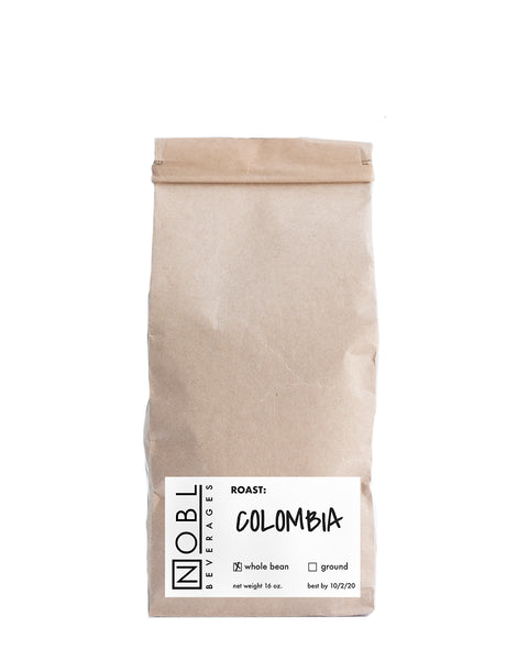 NOBL Whole Bean/ Ground Coffee (1lb)