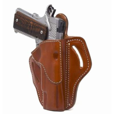 1791 Open top Belt Holster Brown