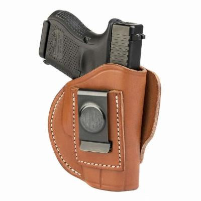 1791 FOUR WAY MULTI-FIT IWB/OWB HOLSTER RH BROWN #3