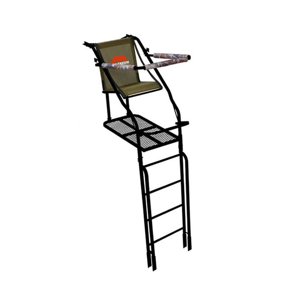 Millennium L-110 Single Ladder Stand 21Ft 2BOXES
