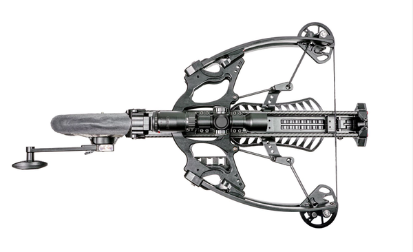 Axe 405 Crossbow W/3bolts,scope