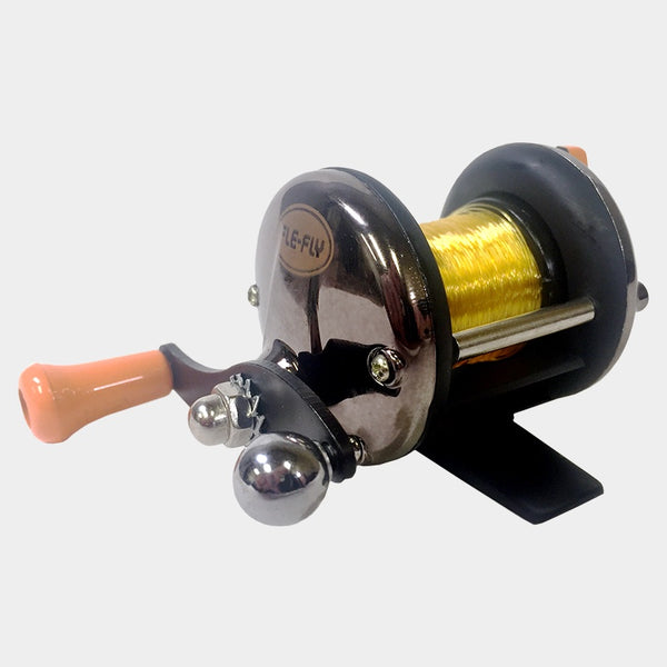 Fle-Fly Panfish Level Wind Reel SS1
