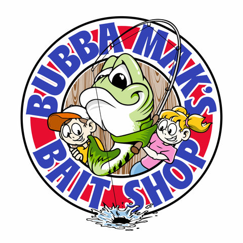 Bubba Mak's Bait and Tackle Located at 857 Georgetown Road, Sandy Lake Pa 16145