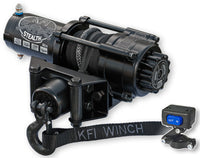 KFI SE25 KFI STEALTH 2500 WINCH