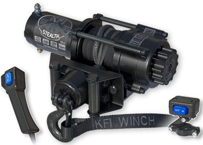 KFI SE35 KFI STEALTH 3500 WINCH