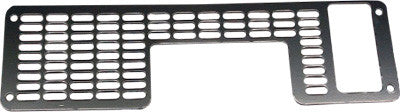 KFI WINCH MOUNT GRILL STANDARD (BLACK) 100563