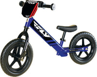 Strider Bike - Fly Racing Edition - Ages: 18 months to 5 years - 6 Colors to Choose