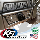 Polaris Ranger and Gravely Upper 2 Inch Receiver KFI 101080