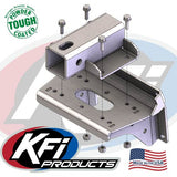 "2"" UNIVERSAL RECEIVER HITCH KFI 101240"