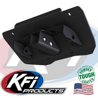 Polaris Ranger and Gravely Lower 2 Inch Receiver KFI 105475