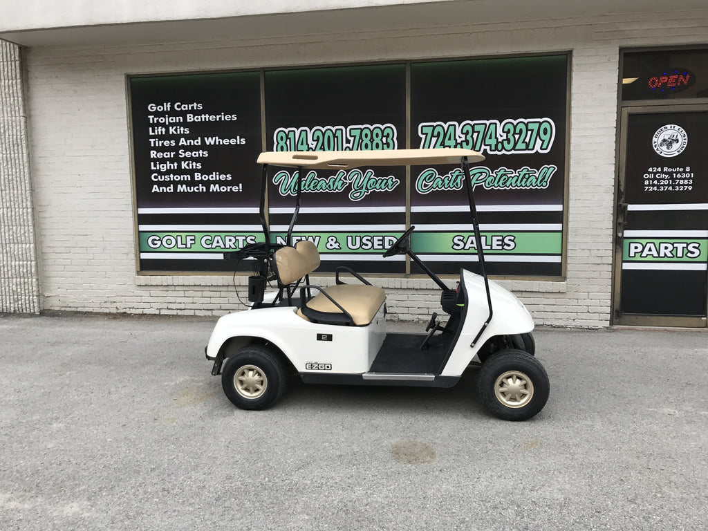 2012 EZGO TXT Golf Cart