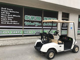 EZGO TXT Golf Cart with Roof