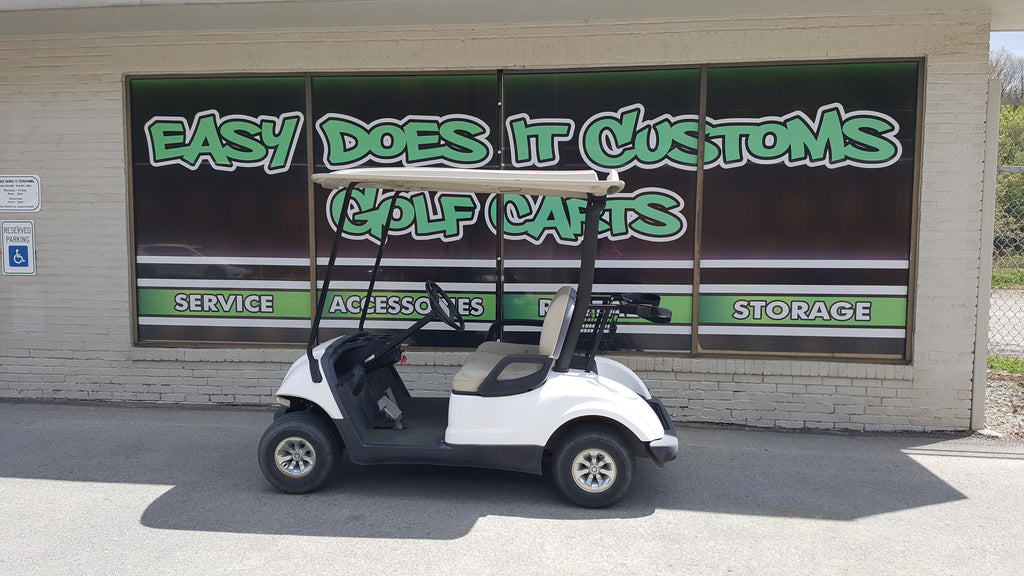 2008 Yamaha Drive Gas Golf Cart - SOLD!