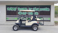Club Car Precedent 4 Passenger Electric Golf Cart with New Batteries