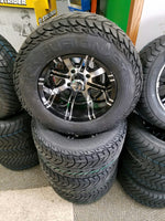 Fairway Alloy Tires and Wheels at Easy Does It Customs