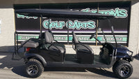 Electric Club Car Precedent Limo Golf Cart - SOLD