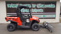 Brand New Textron Off-Road Prowler 500 with KFI Snow Plow Kit