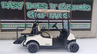 2017 EZGO RXV Electric Golf Cart with Rear Seat and Lights - SOLD