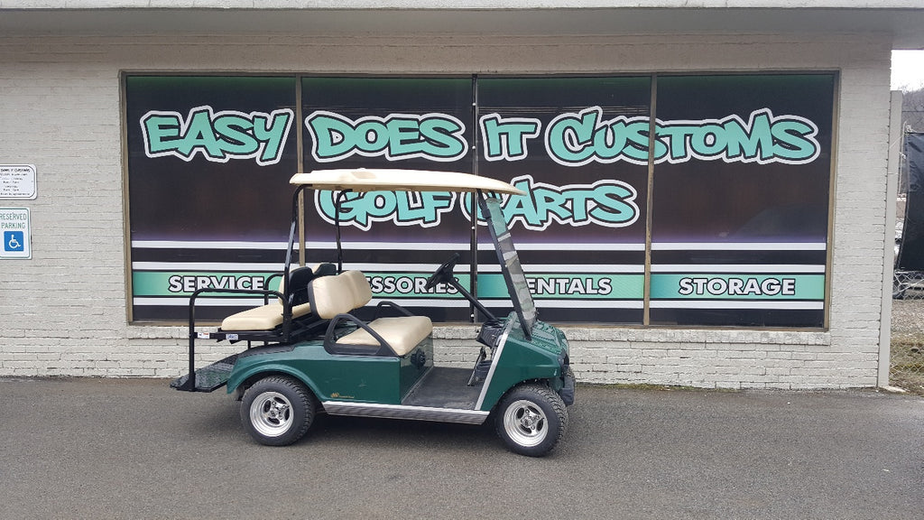 2007 Electric Club Car DS - SOLD