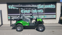 2018 Electric EZGO High Output S4 Golf Cart - SOLD