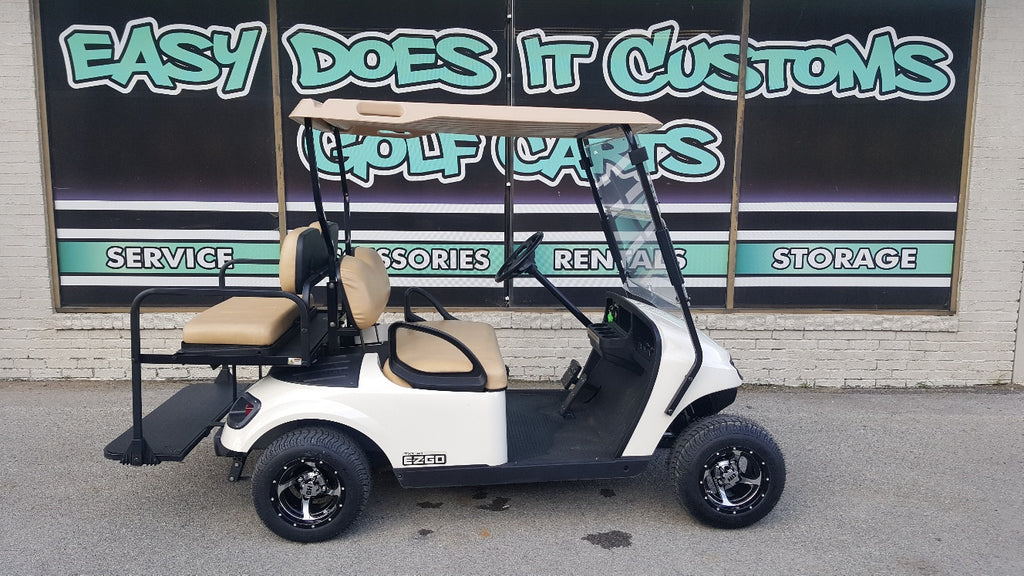 2014 EZGO TXT Electric Golf Cart - SOLD!