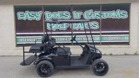 2015 Electric EZGO TXT Golf Cart with New Black Body - SOLD