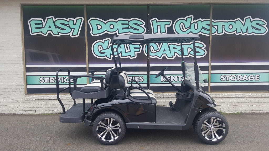 2015 EZGO RXV Electric Golf Cart