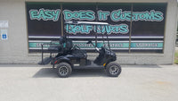 2018 EZGO TXT VALOR GAS GOLF CART