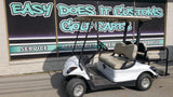 2014 Gas Yamaha Drive Golf Cart