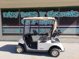 2012 Electric EZGO RXV Golf Cart with New Batteries