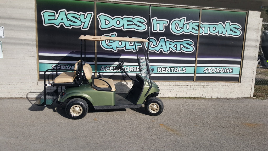 2014 Electric EZGO TXT in Oasis Green *SOLD*